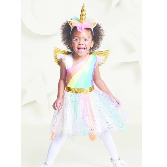 46c407fffe81 Hyde & Eek Boutique by Target Costumes | Rainbow Unicorn Costume ...